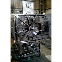 Sliding Door Autoclave Cum Bung Processor