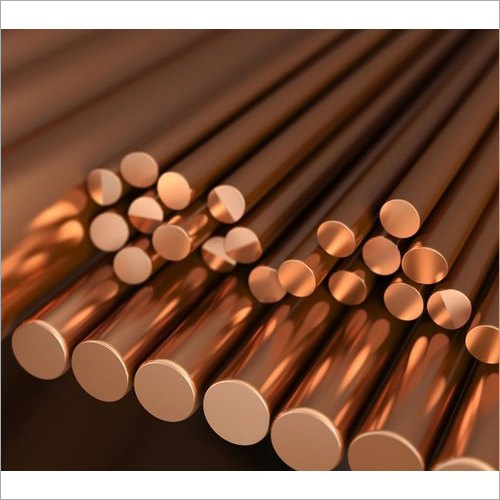 Round Copper Bar