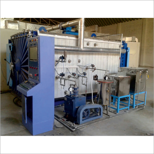 Fully Automatic Industrial ETO Sterilizer