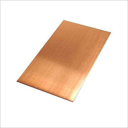 Rectangular Copper Sheet