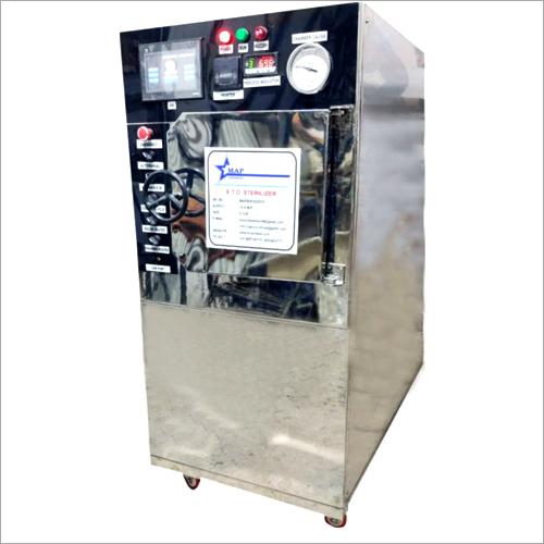 Fully Ss Compact Modal Eto Sterilizer