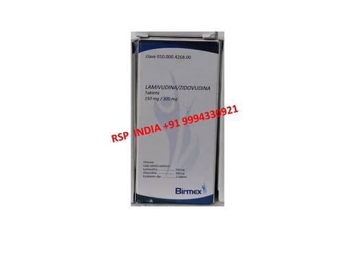 Lamivudina-zidovudina 150mg-300mg Tablets