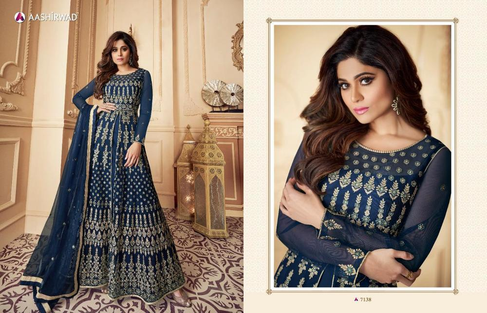 Latest Designer Anarkali Gown