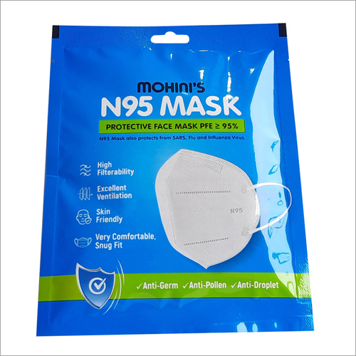 Mohini's Reusable N95 Face Mask