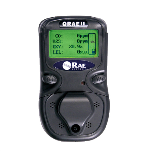 QRAE Mobile Phones Gas Monitor