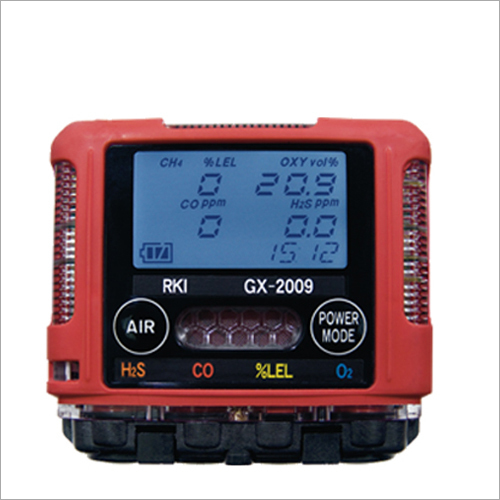 Power Mode Gas Detector