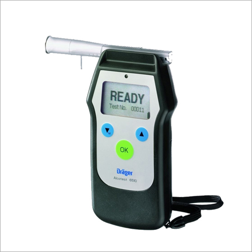 Drager Alcotest 6510 Gas Detector