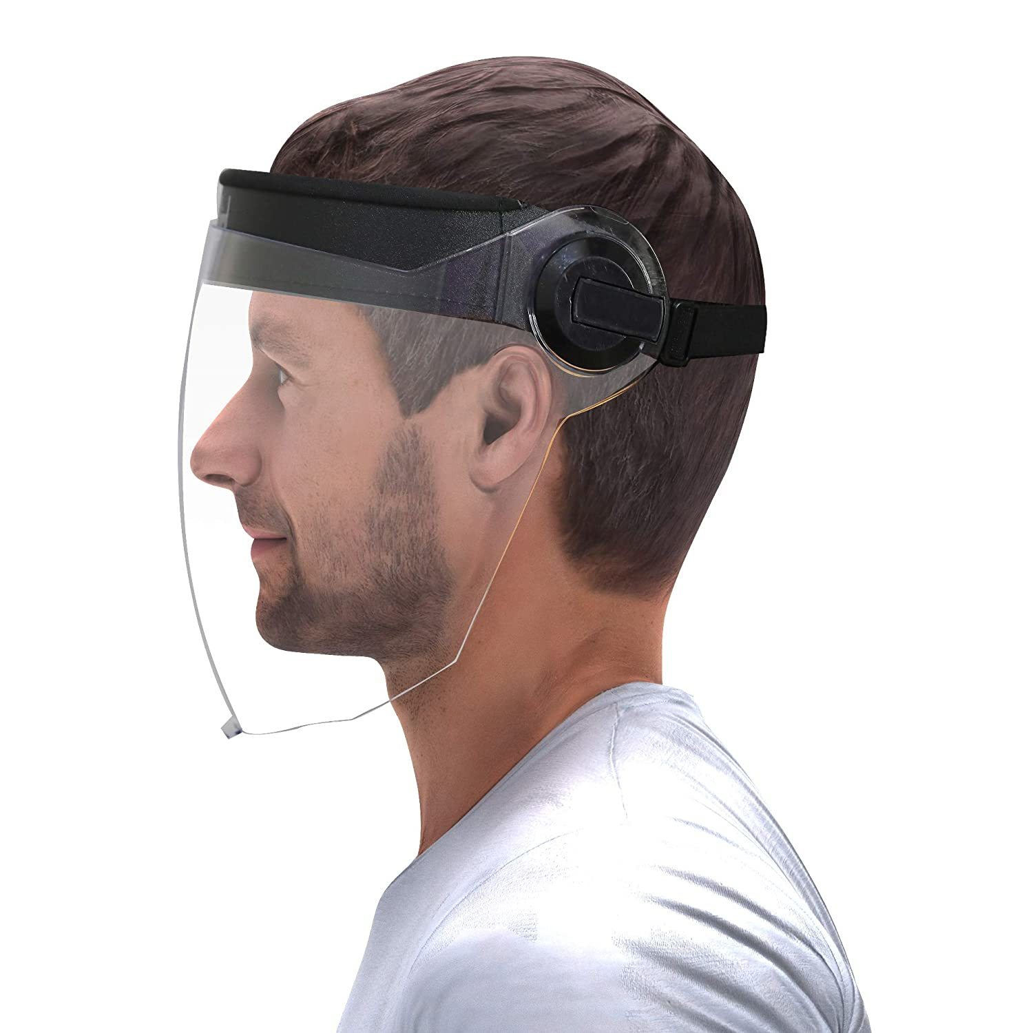Static Full Face Protector