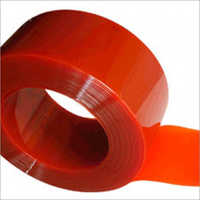 3 mm Red Color PVC Roll