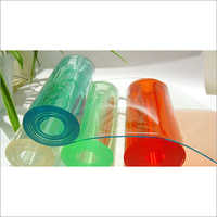 Transparent PVC Strip Curtain Roll