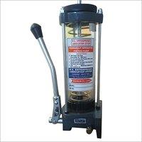 Manually Operated Piston Pump