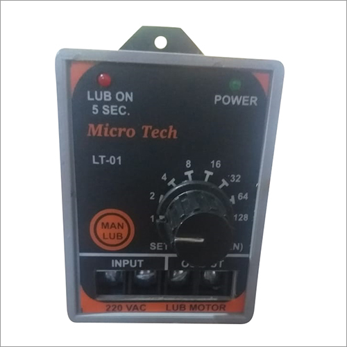 Micro Tech Lubrication Timer