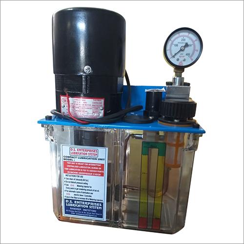 3 Phase Lubricant Unit