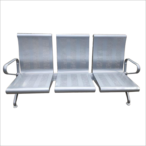 3 Seater SS Chair