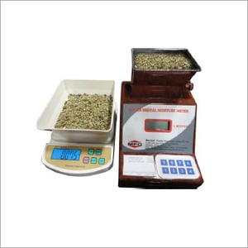 Digital Moisture Meter For Green Coffee