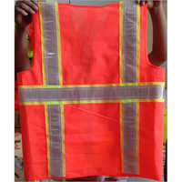 Reflective Safety Jacket For Construction
