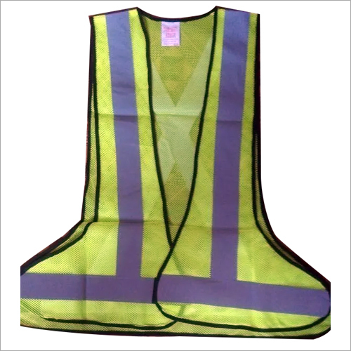 Polyester With PVC Safety Jacket