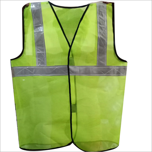 Polyester Safety Reflective Jacket