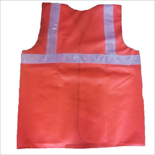 Net Polyester Safety Jacket
