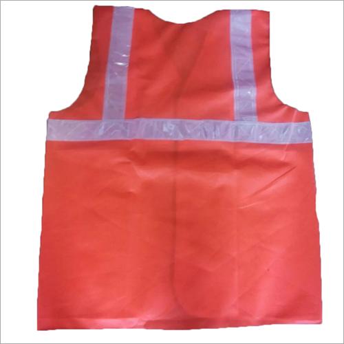 Net Polyester Safety Jacket
