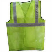 Polyester Reflective Safety Jacket