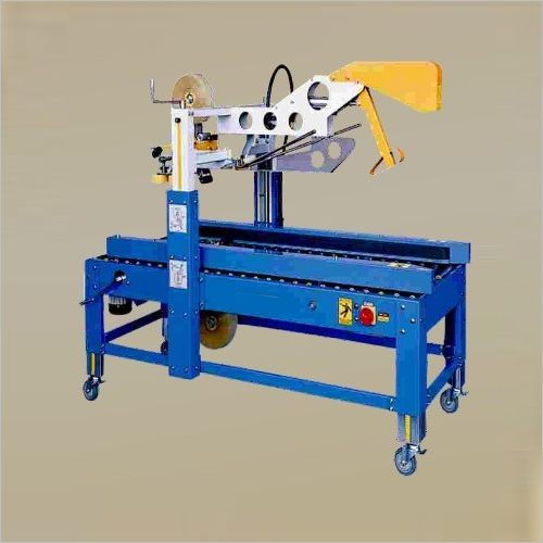 Adjustable Flap Folder Tapping Machine