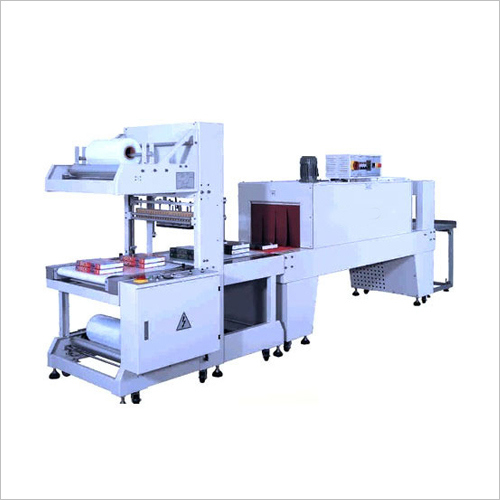 Automatic Sleeve Sealing Wrapping Machine