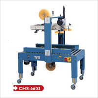 Top And Side Drive Carton Sealer