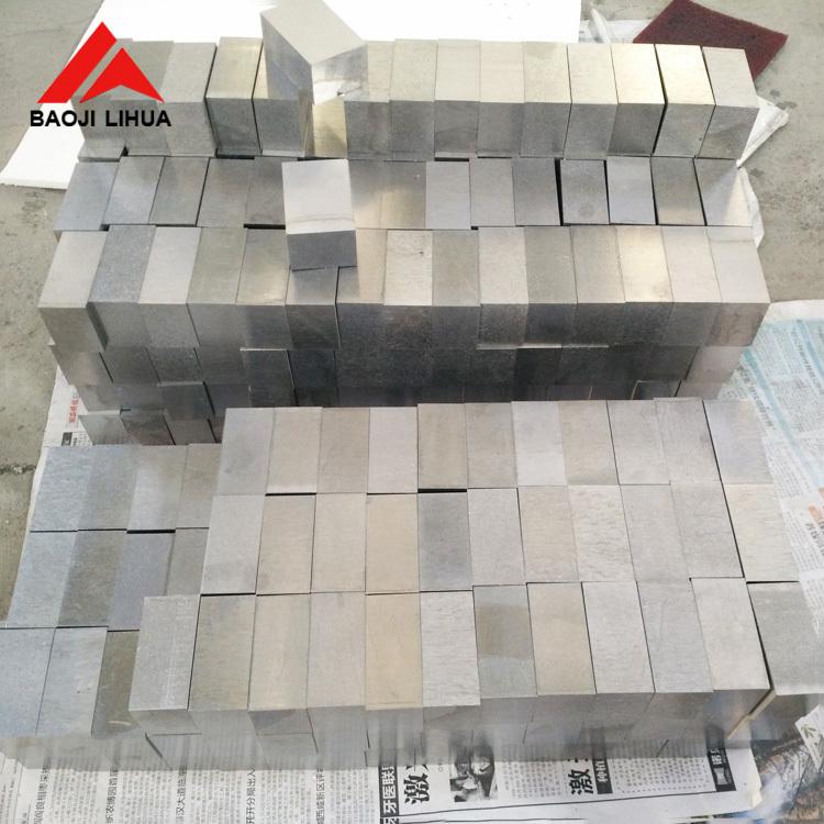 Ti-6al-3.5mo-1.8zr Tc11 Titanium Blocks Astm B348 For Industry