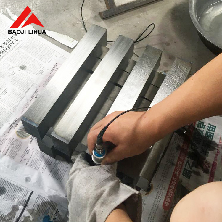 Titanium Gr9 Ti-3al-2.5v Blocks For Industry