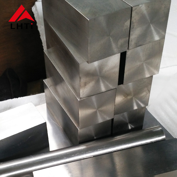 Gr12 Ti-0.3mo-0.8ni Titanium Blocks For Industry