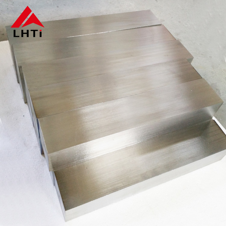 Ti-6al-4v Titanium Gr5 Alloy Blocks For Industry