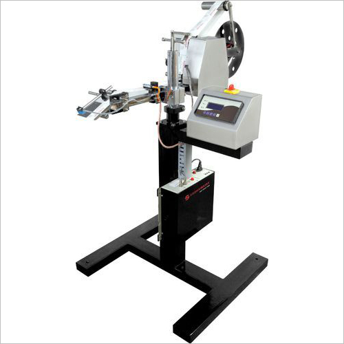 High Speed Hologram - Top Labeling Applicator