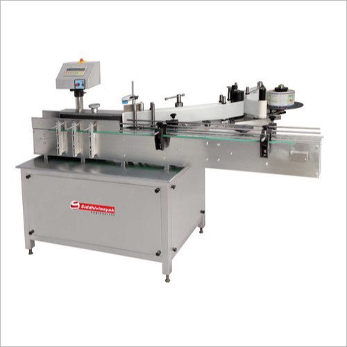 Automatic Rotary Labeling Machine