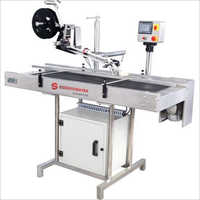 Corner Wrap and Temper Proof Labeling Machine