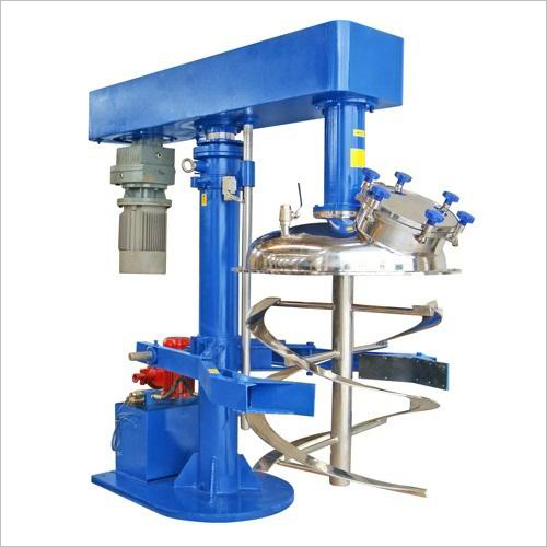 Viscous Liquid Mixer