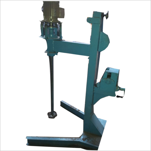 Manual Mixer Machine