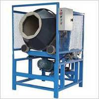 Octagonal Belt Barrel Polishing Machine