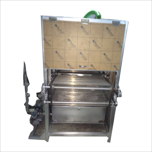 Chocolate Enrober Coating Machine