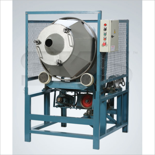 Polyester Button Polish Machine