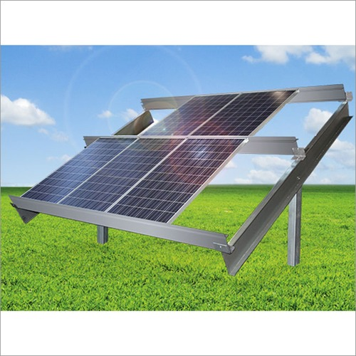 Solar Ground Mounted Structure