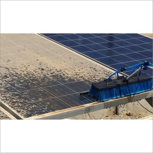 Solar Panel Cleaning System