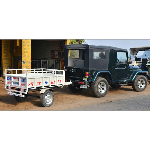 Jeep Small Trolley