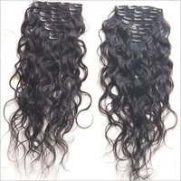 Clip In Wavy Hair Extension