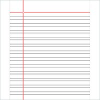 Sundaram Winner Brown Note Book (Two Line) - 76 Pages (E-7A)