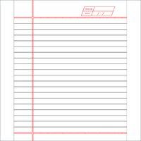 Sundaram Winner Note Book (One Line) - 76 Pages (E-3)