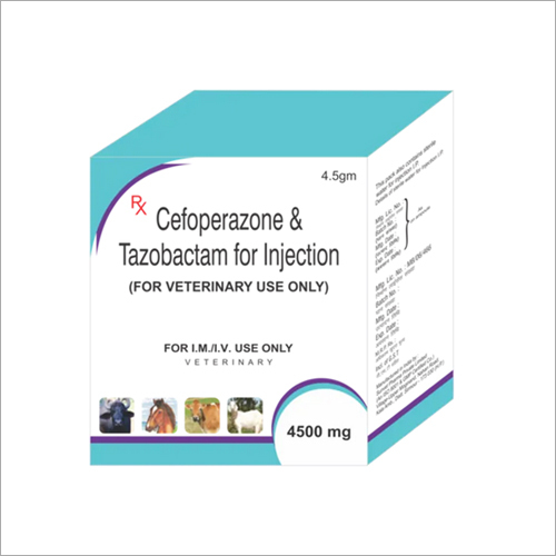 Cefoperazone Tazobactam Injection