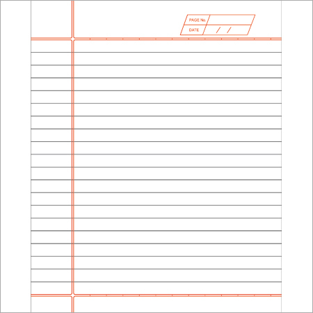 32 Pages Note Book
