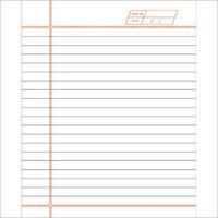 Sundaram Lekhan Book (One Line) - 56 Pages (N-1)
