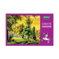 Sundaram Drawing Book - 3A Jumbo (Purple) - 56 Pages (D-1)